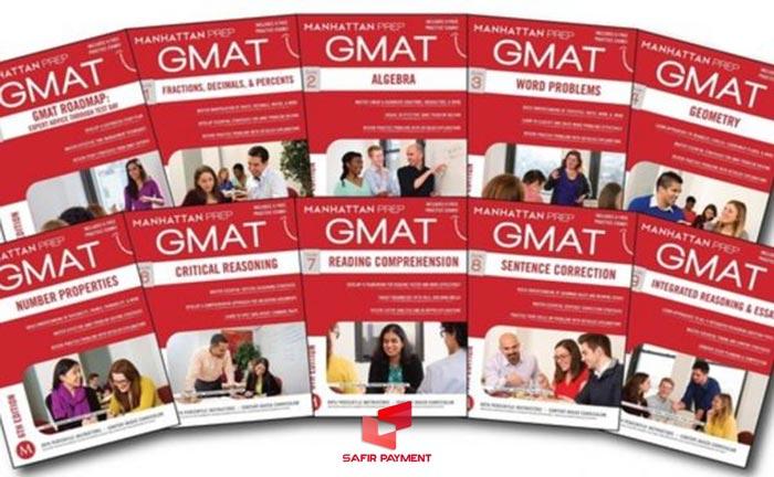 دانلود منابع آزمون gmat