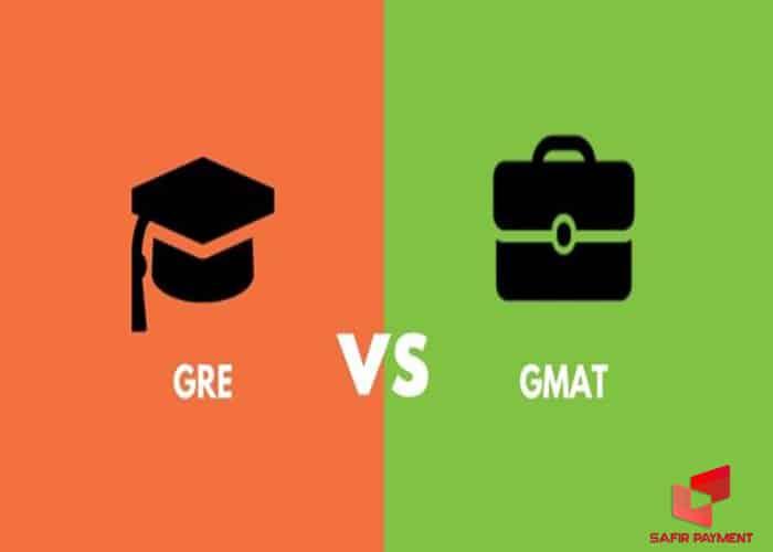 آزمون gmat یا gre