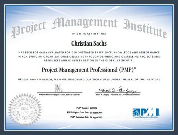آزمون PMP چیست