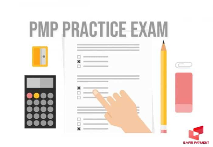 نمونه سوالات آزمون pmp