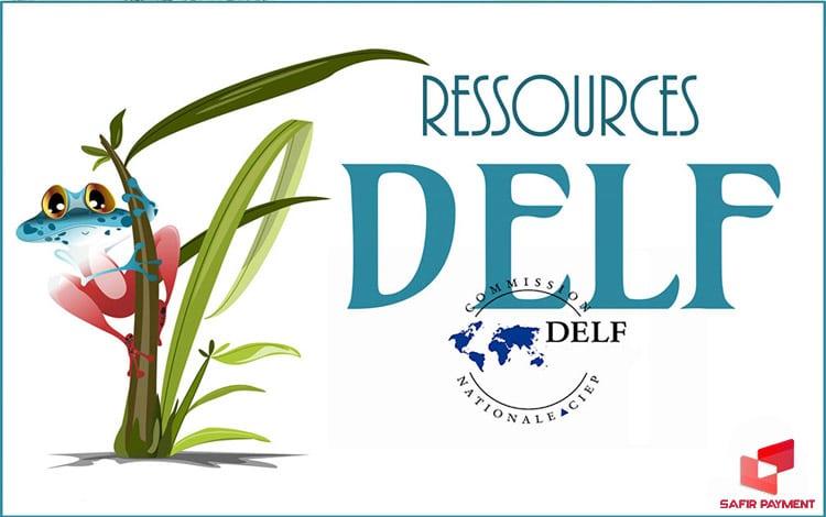 منابع آزمون delf