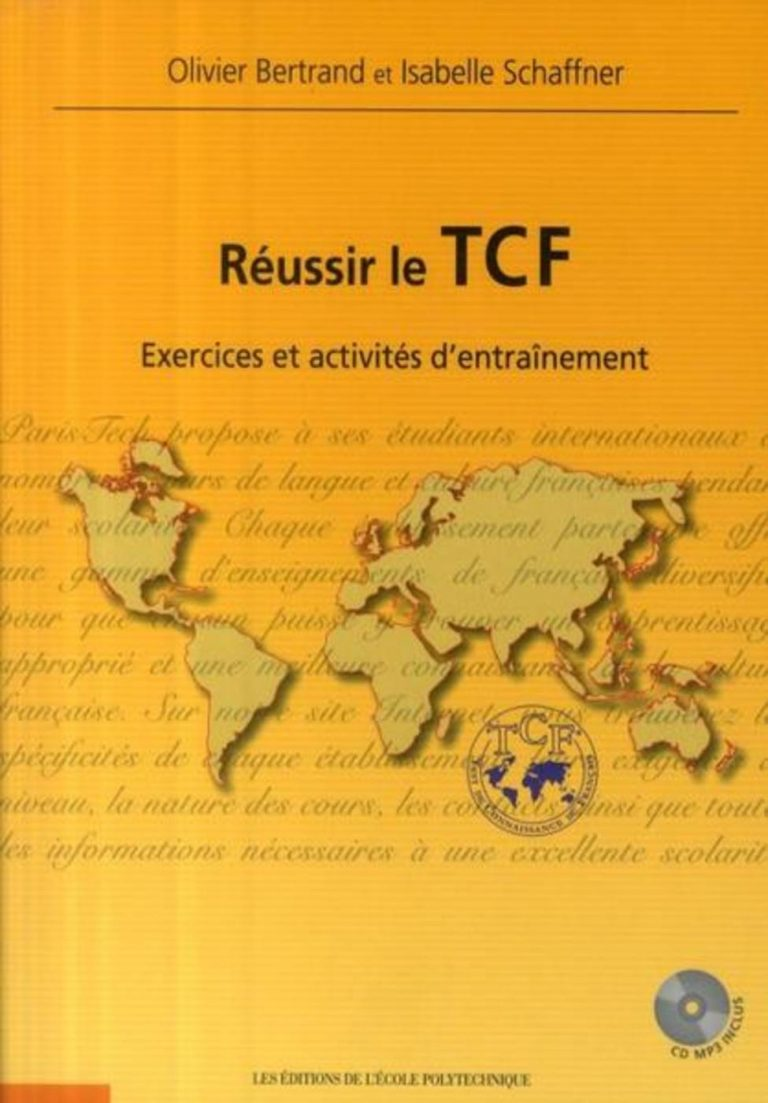منابع آزمون tcf