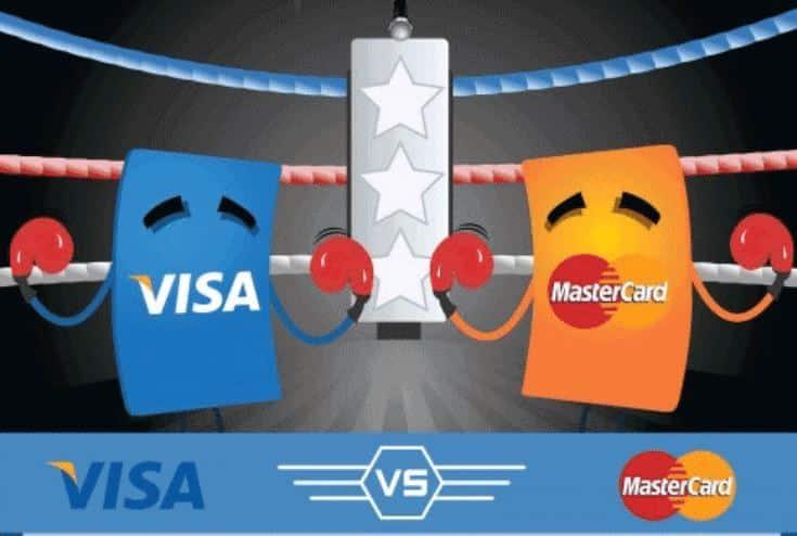 ویزا کارت مسترکارت