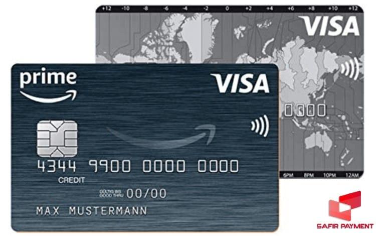 ویزا کارت المان