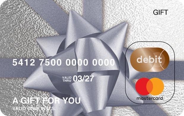 مستر کارت هدیه مجازی
