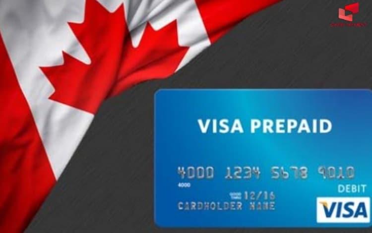 ویزا کارت کانادا