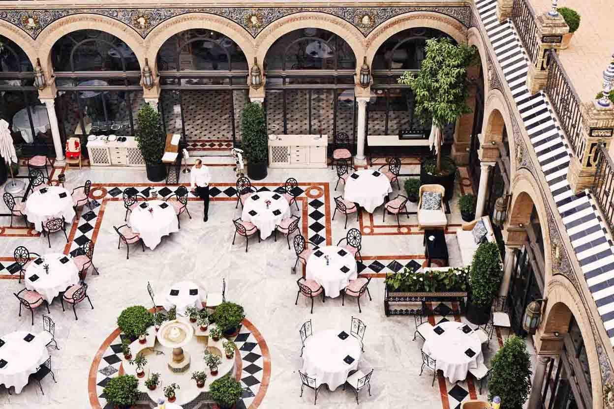 زیباترین هتل دنیا